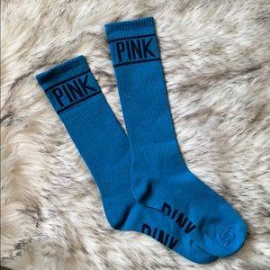 VS PINK Premium Knee High Socks